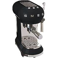 Smeg ECF01BLEU Koffiezetapparaat Jaren '50, zwart