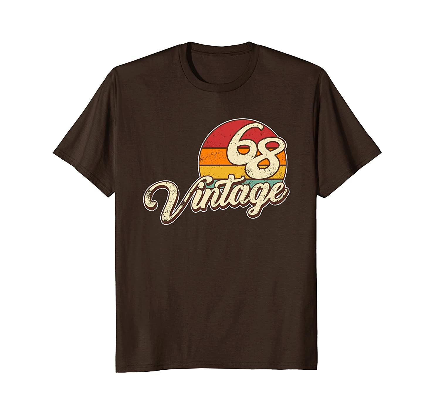 50th Birthday Gift Vintage T Shirt-AZP