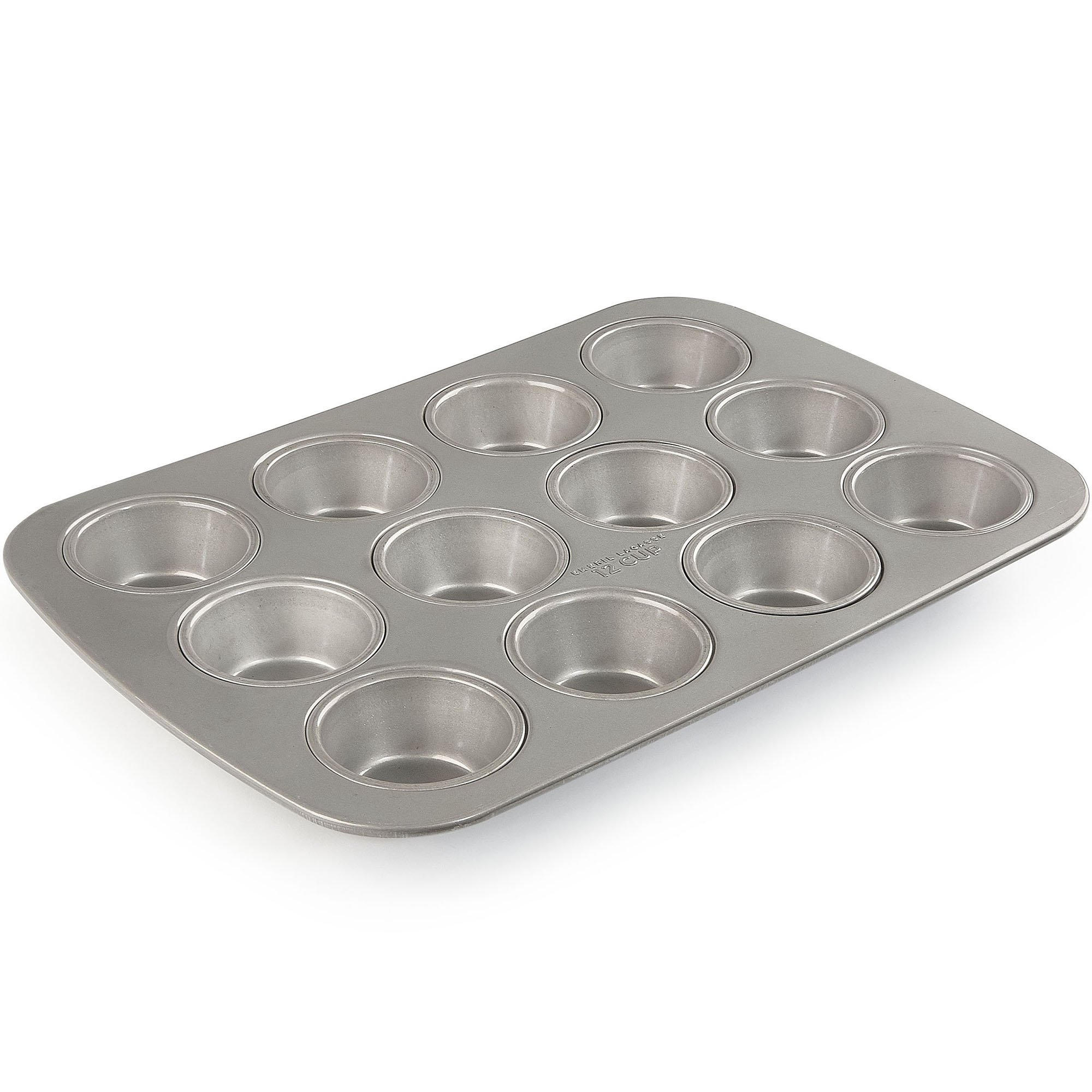 Emeril Lagasse 62675 Aluminized Steel Nonstick 12-Cup Muffin Pan by Emeril Lagasse (Image #1)