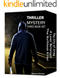 Mystery: Thriller Mystery 3 Book Set