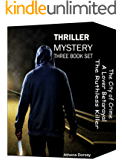 Mystery: Thriller Mystery 3 Book Set