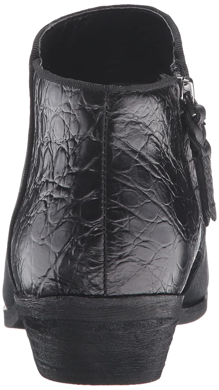 SoftWalk Women's Rocklin Boot B019QNL1NG 7.5 W US|Black Crocodile