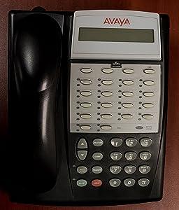 Avaya Partner 18D Phone (Series 2) Black