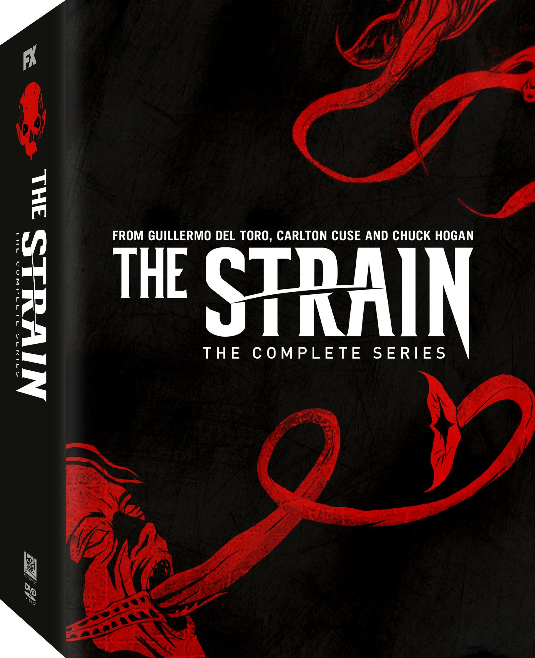 The Strain: The Complete Series (Boxed Set, Widescreen, Dolby, AC-3, Subtitled)