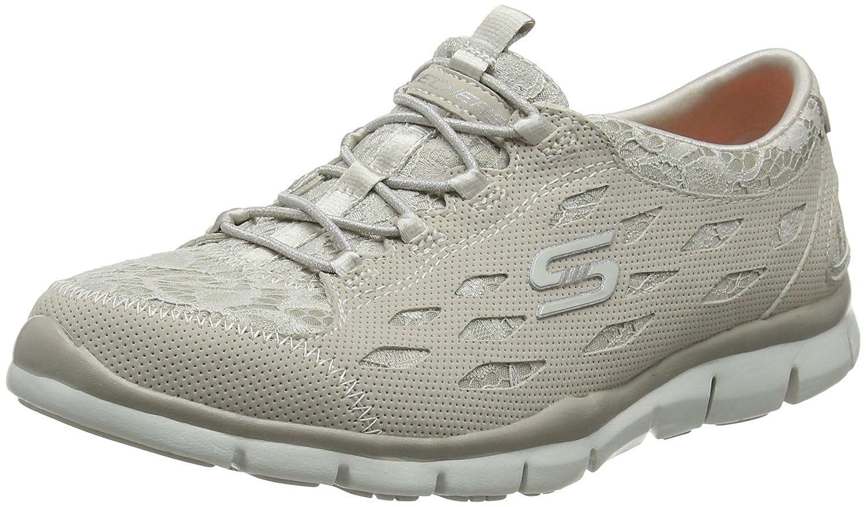 Skechers Gratis-Chic Craze, Zapatillas sin Cordones para Mujer
