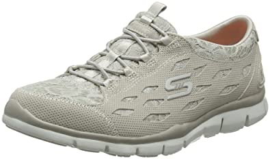 Skechers Damen Gratis-Chic Craze Slip On Sneaker  Amazon.de  Schuhe ... 8992add22f