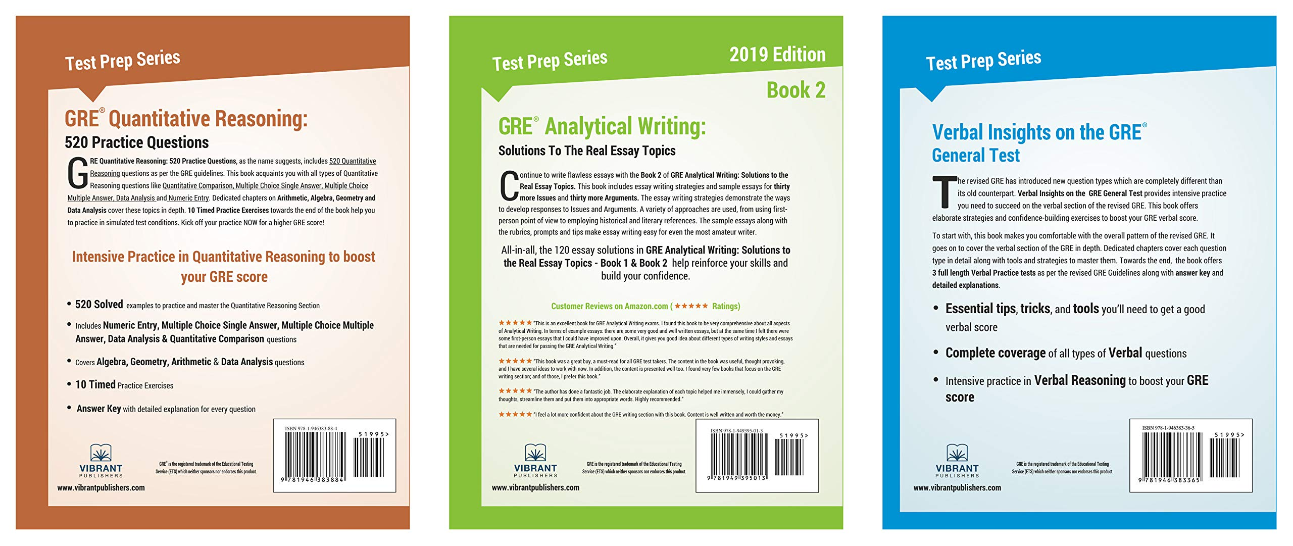 Buy GRE Analytical Writing : Solutions to the Real Essay Topics
