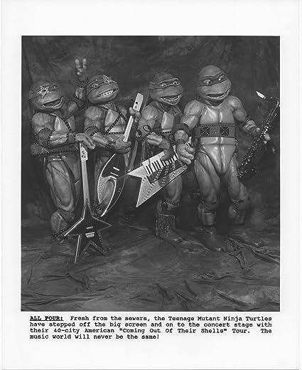 Teenage Mutant Ninja Turtles Studio Lobby Card Publicity ...