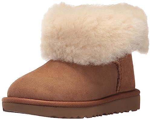 ca827170e6c UGG Girls T Bailey Button II Fashion Boot: Amazon.ca: Shoes & Handbags