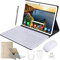 Portable Tablet 10 Inch Android 9.0 With 4GB RAM+ 64GB ROM, DUODUOGO K6 Office Tablets Laptop PC 8MP Camera 6500mAh Dual…