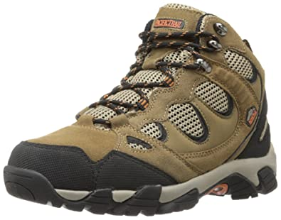 New Listing Pacific Trail Sequoia Light Mid Men's Hiking Boots  Gray Black Red
