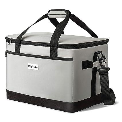 Amazon.com: OlarHike - Bolsa térmica de 30 litros, plegable ...