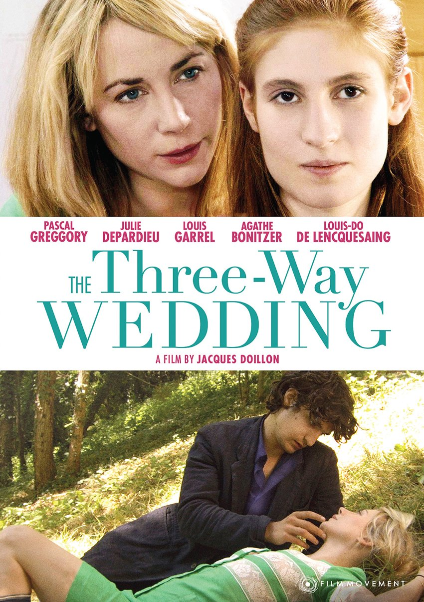 A Country Wedding Cast.Amazon Com The Three Way Wedding Julie Depardieu Louis