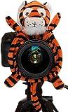 Shutter Huggers 851492004232 Tiger Shutter Hugger (Orange)