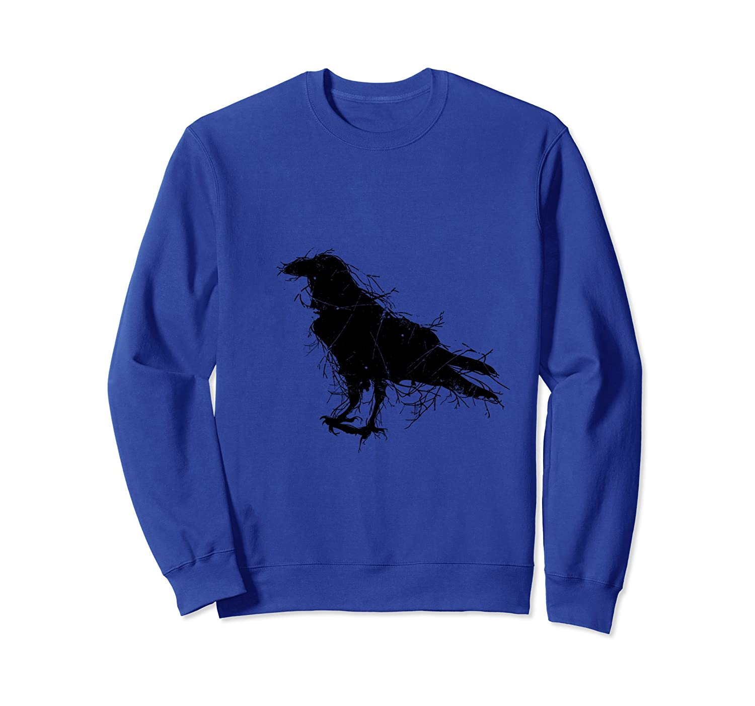 Animal t-shirts raven crow t-shirt