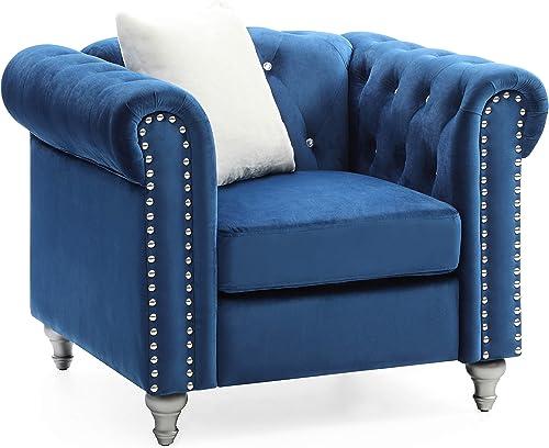 Glory Furniture Raisa - a good cheap living room chair