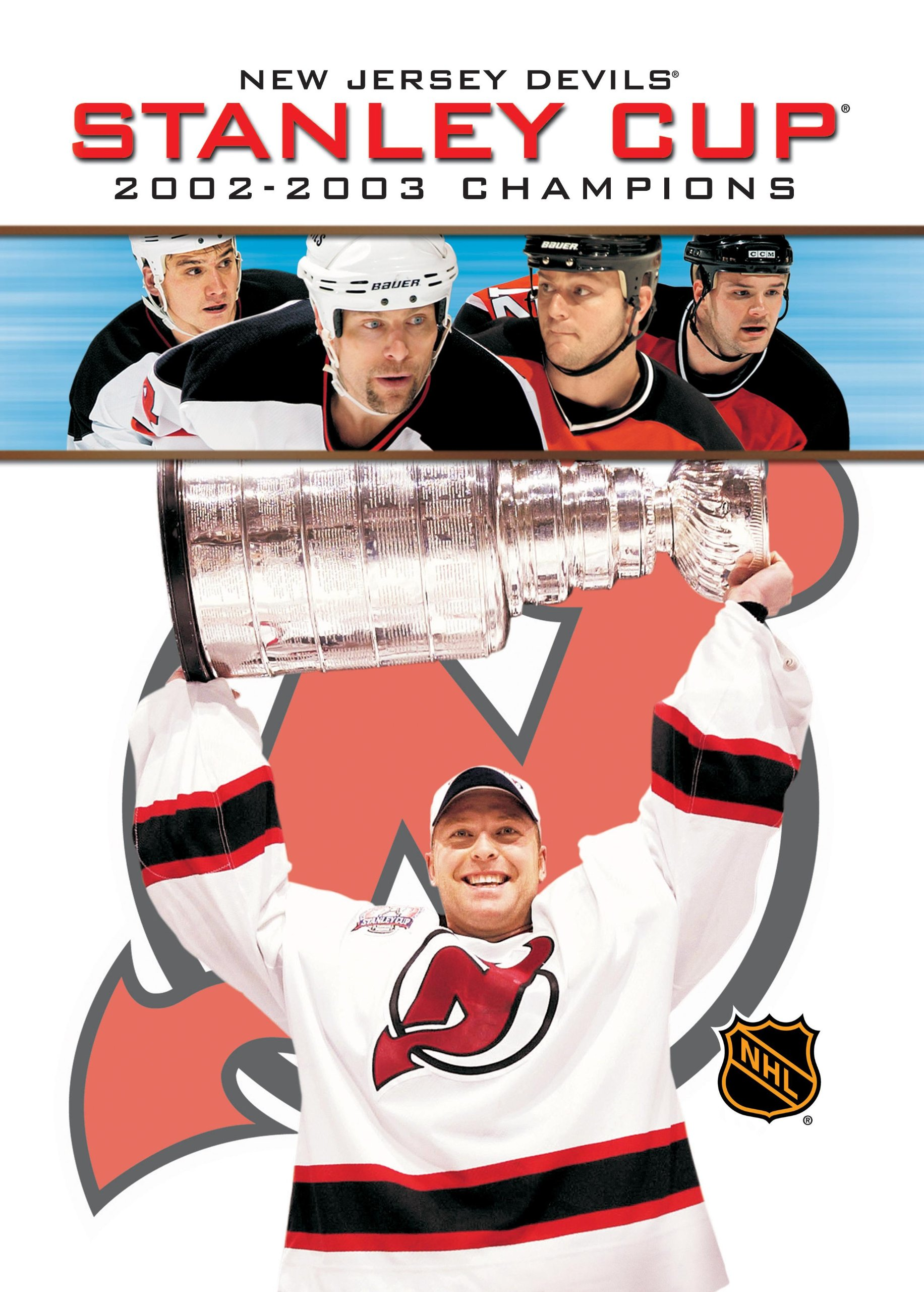 Amazon.com  Watch NHL Stanley Cup Champions 2003  New Jersey Devils ... a2113cd27