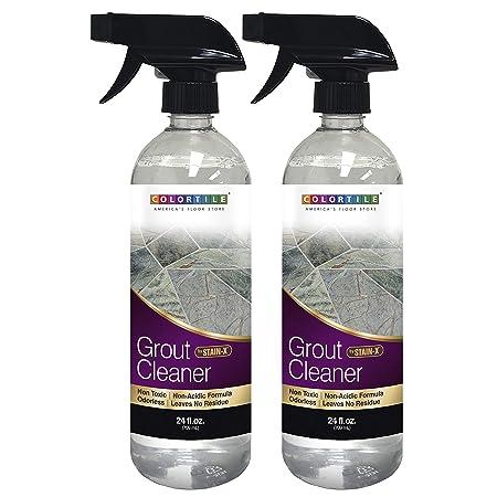 AMI ColorTile - Limpiador de lechada para suelos (100 ...