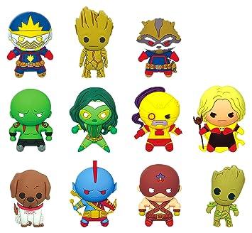 Marvel Guardians of The Galaxy - Llavero Coleccionable ...