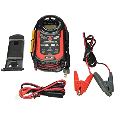 Optima Digital 400 12V Performance Maintainer and Battery Charger - 150-40000: Automotive