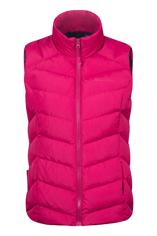Mountain Warehouse Crescent Womens Down Gilet - Winter Body Warmer