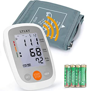 Automatic Arm Blood Pressure Monitor for Home use,17.32