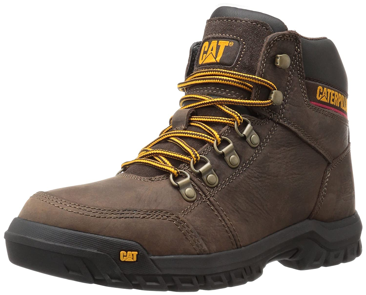 Amazoncom Caterpillar Mens Outline Work Boot Industrial