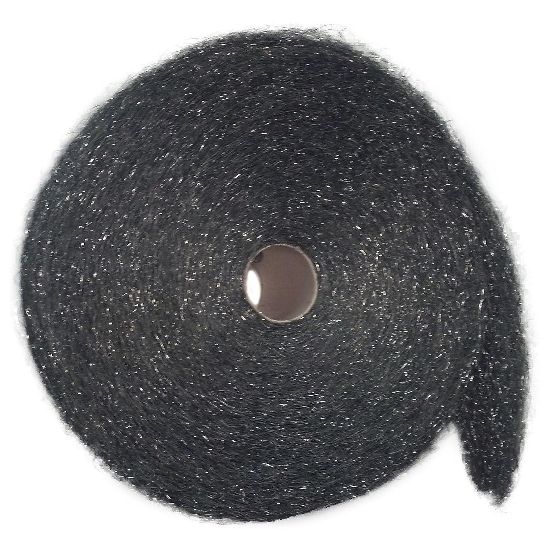 Medium Stainless Steel Wool 5lb Roll International Steel Wool