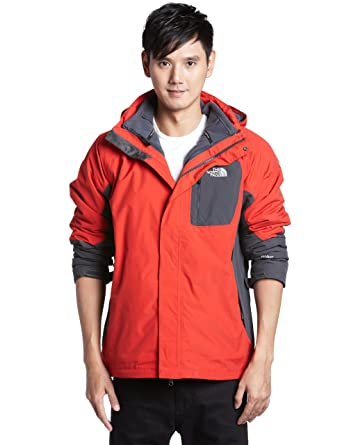 509e7e26e THE NORTH FACE Atlas Triclimate Men's Jacket, Men, Molten Red ...
