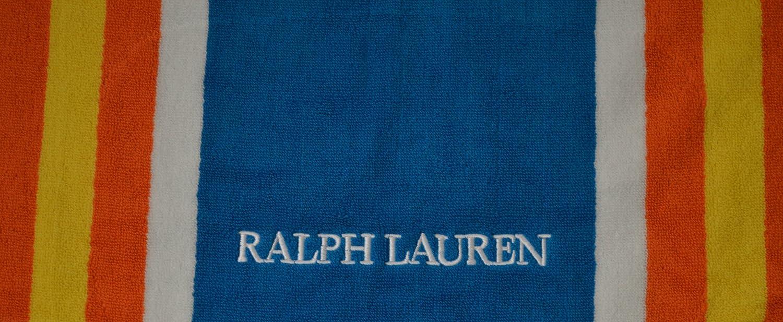 Ralph Lauren de toallas de baño de playa, turquesa, XL: Amazon.es: Ropa y accesorios