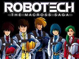 Robotech: The Macross Saga - The Original Broadcast Version