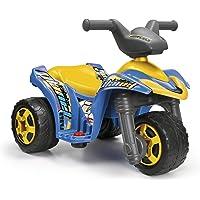 FEBER FEBER-800007632 Trimoto batería Color negro, azul, amarillo Famosa 800007632