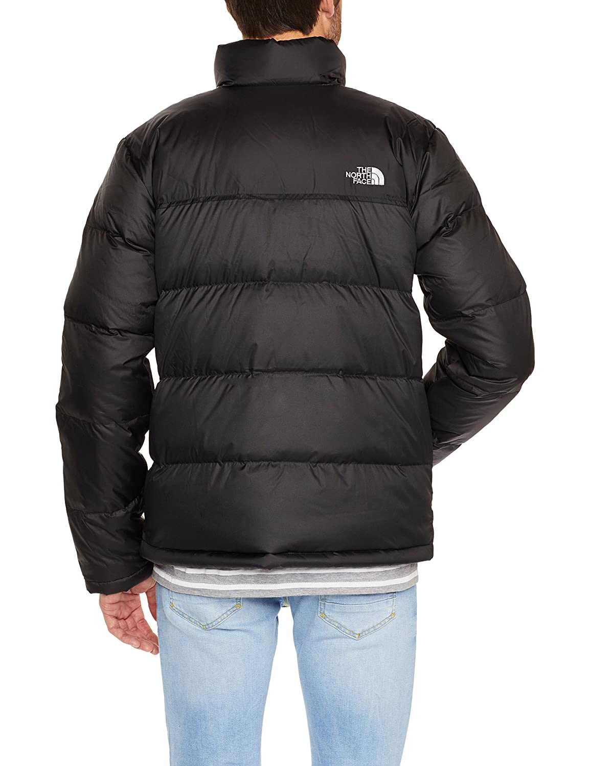 04aae98e4f Amazon.com  The North Face Nuptse Jacket - Men s  Sports   Outdoors