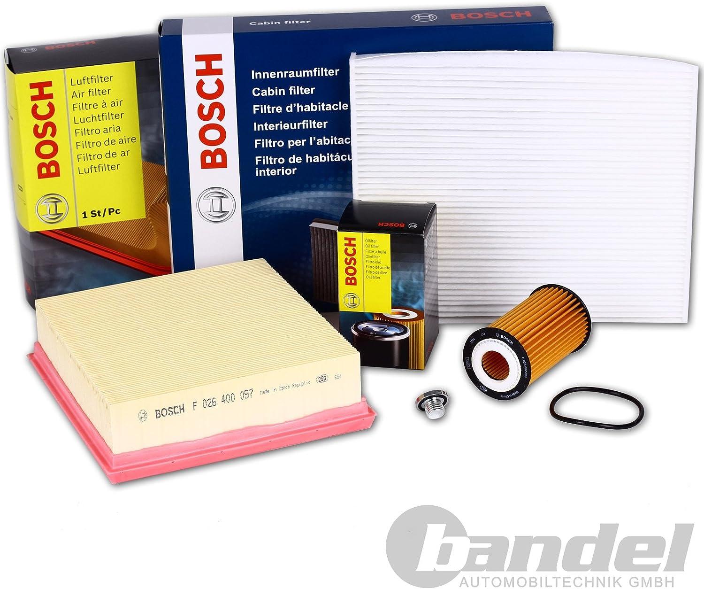 Bosch Filter Inspektions Satz Set Paket Auto
