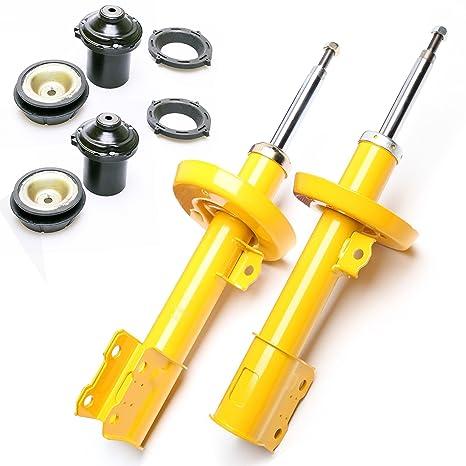 2 x Deporte de amortiguadores presión de gas – Amortiguador Delantero + dom Almacenamiento – OPEL