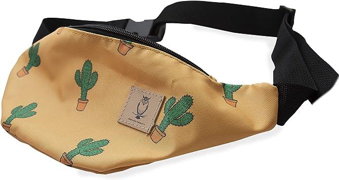 Veggie Powered Sport Waist Packs Fanny Pack Adjustable For Hike