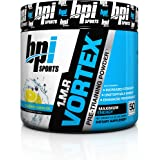 BPI Sports 1.M.R Vortex Pre-Workout Powder, Blueberry Lemon Ice, 5.3 Ounce