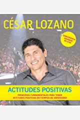 Actitudes Positivas (Conferencia Grabada En Vivo) Audio CD (Spanish Edition) Audio CD