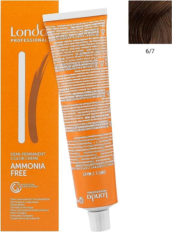 Londa Professional Londacolor INTENSIVE TONING 6/7 Tinte ...
