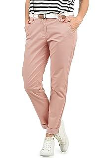 Desires Elbja Damen Jeans Denim Hose Boyfriend-Jeans Stretch Loose Fit NEU