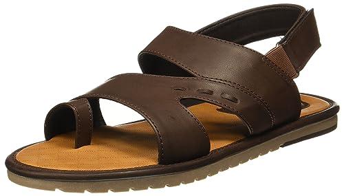 fba073eec3d2 BATA Men s Glance Sd Sandals  Buy Online at Low Prices in India ...