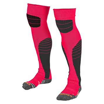 1fa803c8427 Stanno HIGH IMPACT GK Sock Size M Pink: Amazon.co.uk: Sports & Outdoors