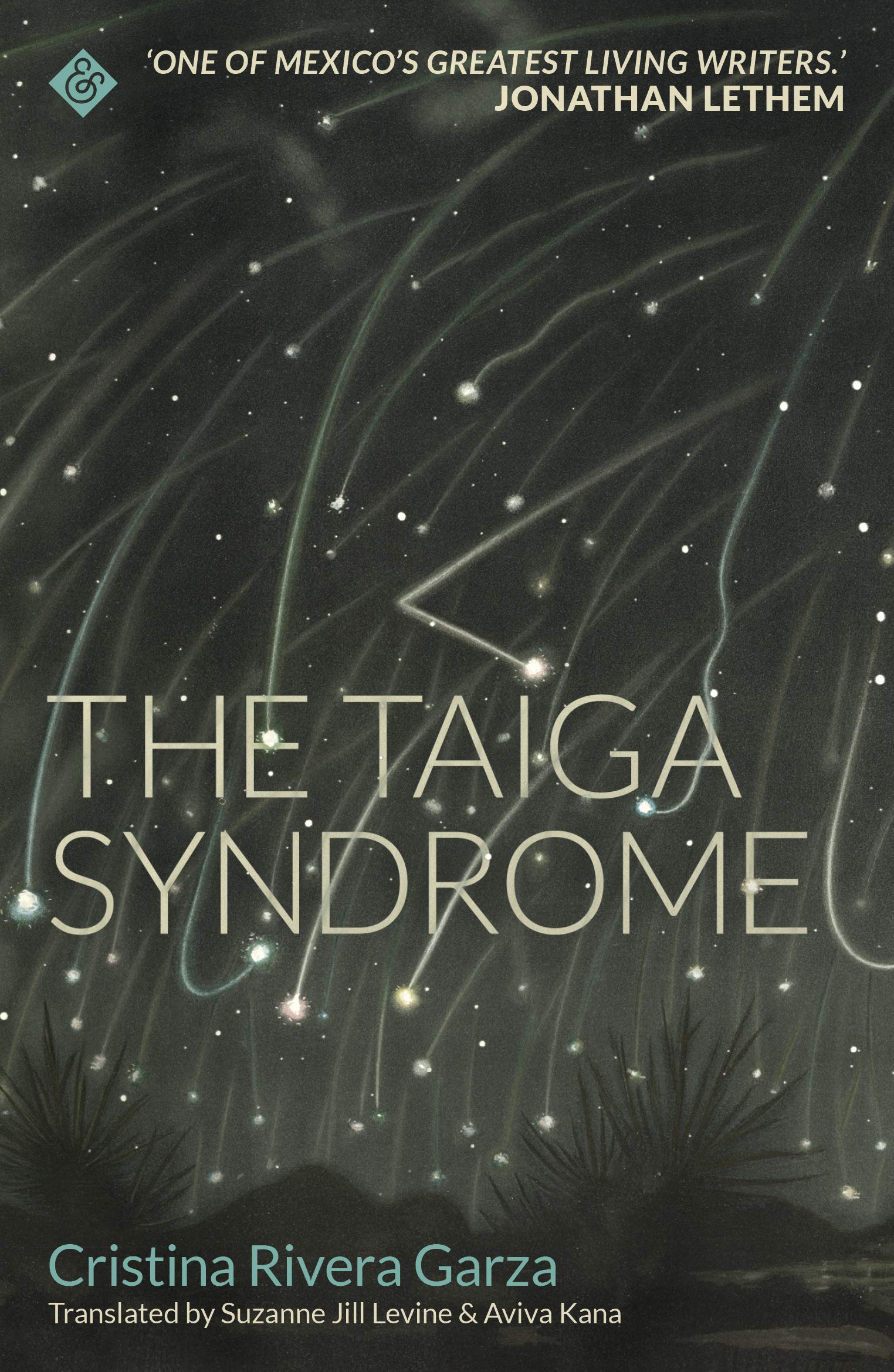 The Taiga Syndrome Amazon.co.uk Cristina Rivera Garza, Suzanne ...