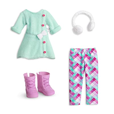 American Girl Welliewishers Snow Much Fun Outfit, Multi: Toys & Games [5Bkhe0409246]
