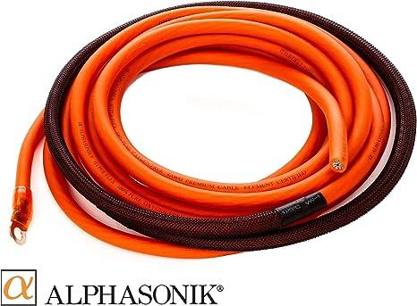 ALPHASONIK FLEX-R15 15FT FLEX EDITION 2 CHANNEL X-RADIAL TWISTED RCA CABLE