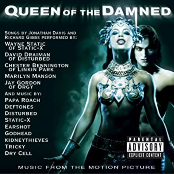Queen of the Damned Explicit Lyrics