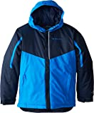 Amazon.com : Columbia Boy's Stun Run Jacket, Dark Compass