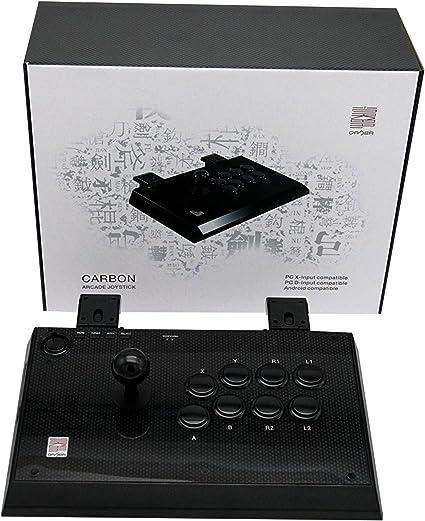 QANBA CARBON JOYSTIK: Amazon.es: Videojuegos
