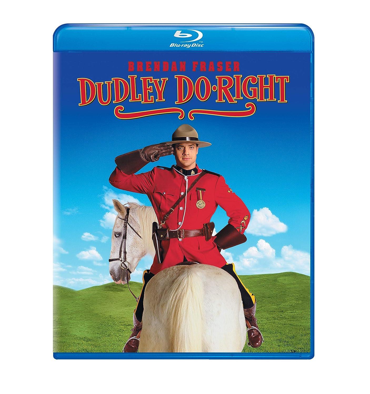Dudley Do Right Edizione: Stati Uniti Italia Blu-ray: Amazon ...