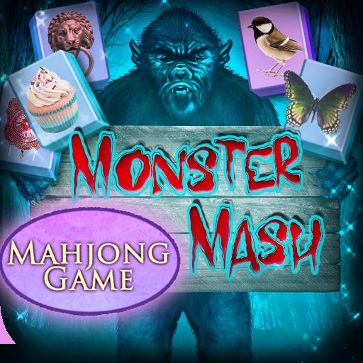 Mahjong - Monster Mash -